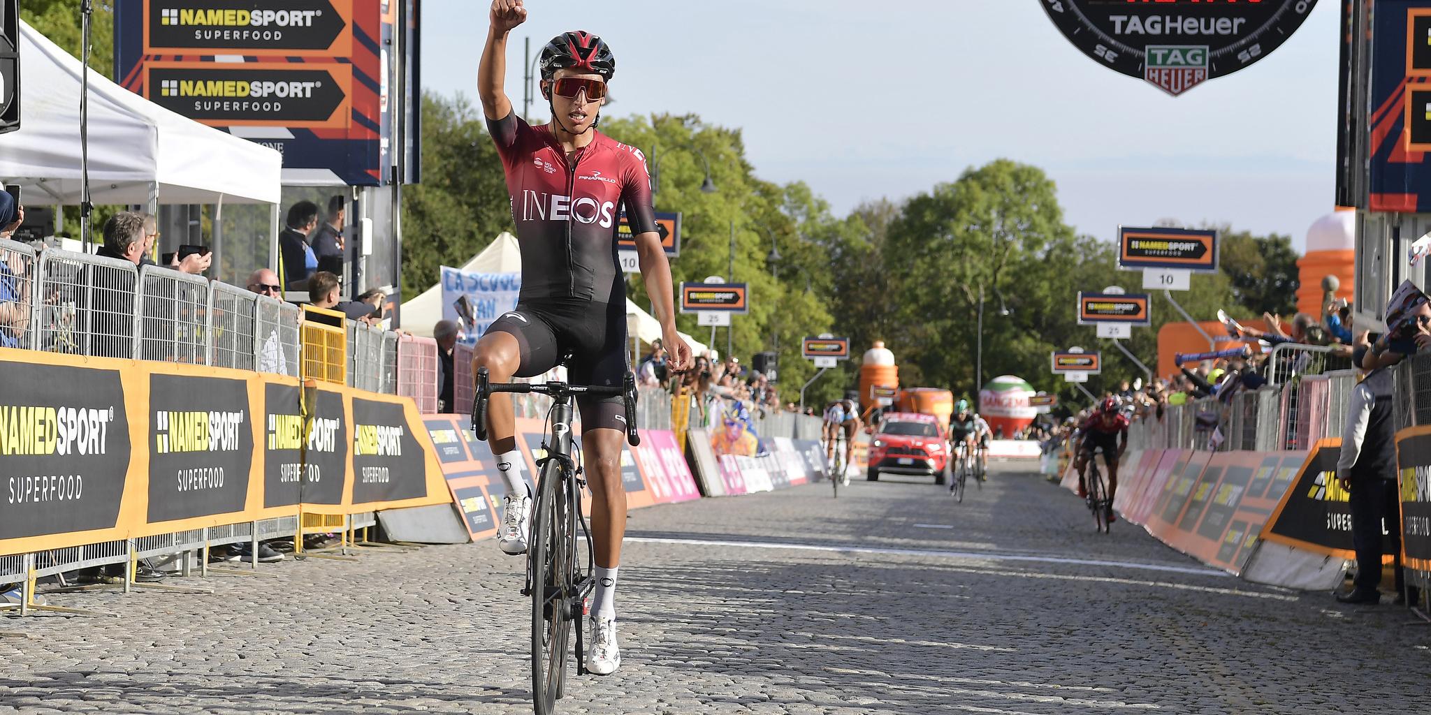 Bernal, la prima italiana è nel suo Piemonte GranPiemonte - 103a edizione - Aglie' - Oropa (Biella) - 183 km